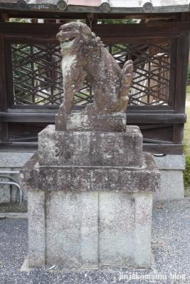 三尾神社(大津市円城寺町)36