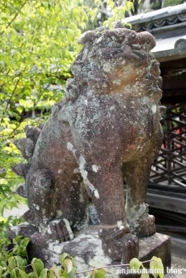 三尾神社(大津市円城寺町)41
