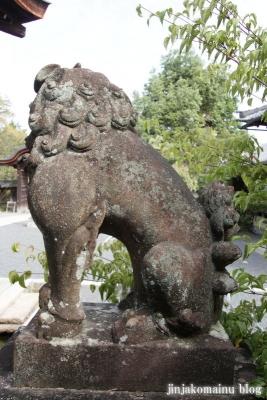 三尾神社(大津市円城寺町)42