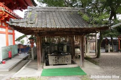 長等神社(大津市三井寺町)8