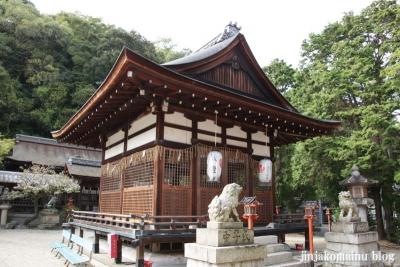 長等神社(大津市三井寺町)11