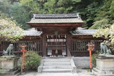 長等神社(大津市三井寺町)12