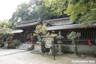 長等神社(大津市三井寺町)14