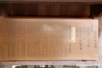 長等神社(大津市三井寺町)40