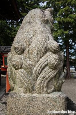 長等神社(大津市三井寺町)31