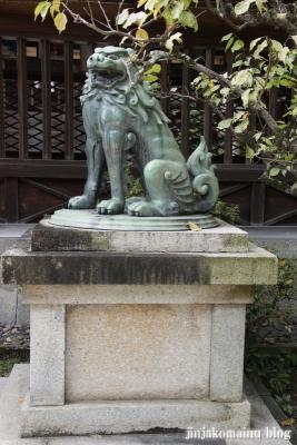 長等神社(大津市三井寺町)34