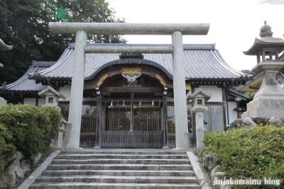 大津大神宮(大津市小関町)1