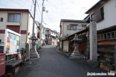 平野神社(大津市松本)1