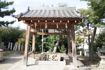 平野神社(大津市松本)7