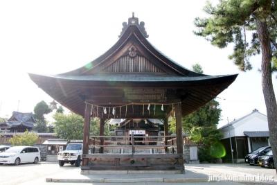 平野神社(大津市松本)8
