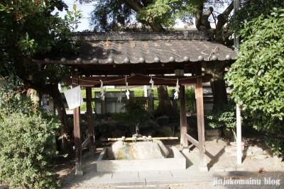岩座神社(大津市西の庄)7