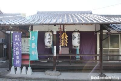 岩座神社(大津市西の庄)8