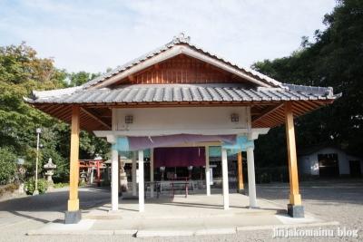 岩座神社(大津市西の庄)9