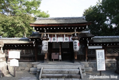 岩座神社(大津市西の庄)13