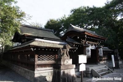 岩座神社(大津市西の庄)15