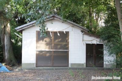 岩座神社(大津市西の庄)18