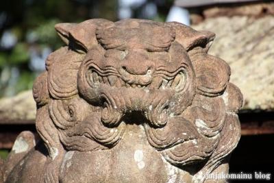岩座神社(大津市西の庄)34