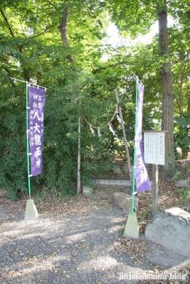 岩座神社(大津市西の庄)17