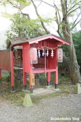 岩座神社(大津市西の庄)21