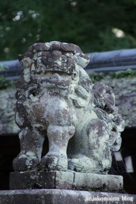 岩座神社(大津市西の庄)35