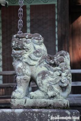 岩座神社(大津市西の庄)38