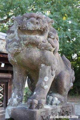 岩座神社(大津市西の庄)26