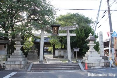膳所神社(大津市膳所)1