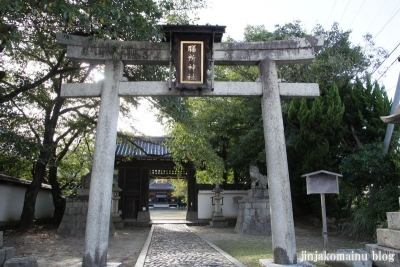 膳所神社(大津市膳所)3