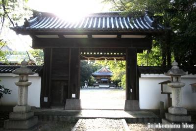 膳所神社(大津市膳所)6