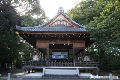 膳所神社(大津市膳所)9