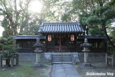 膳所神社(大津市膳所)11