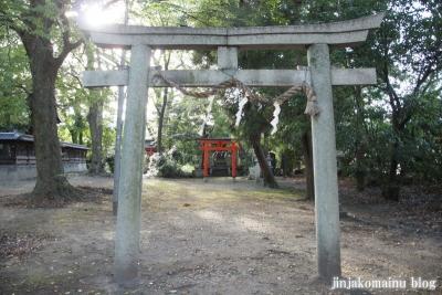膳所神社(大津市膳所)17