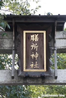 膳所神社(大津市膳所)4