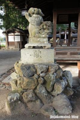 北大路御霊神社(大津市北大路)13