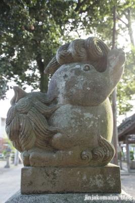 北大路御霊神社(大津市北大路)15