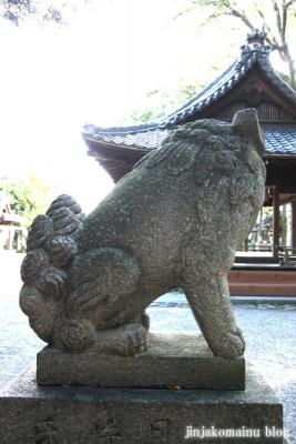 北大路御霊神社(大津市北大路)24