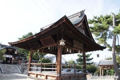平野神社(大津市松本)9