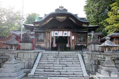 平野神社(大津市松本)10