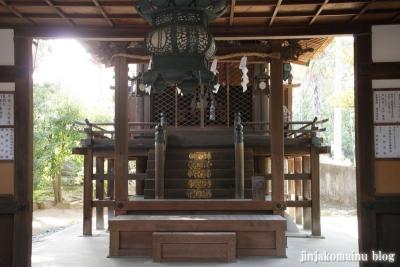 平野神社(大津市松本)11