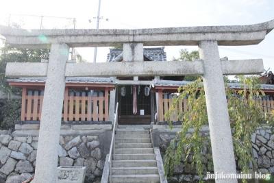 平野神社(大津市松本)20