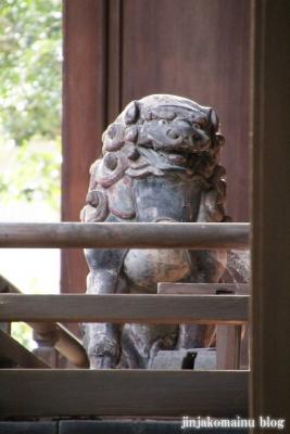 平野神社(大津市松本)13