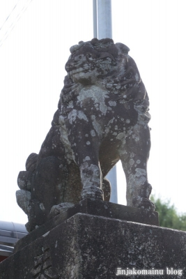 平野神社(大津市松本)24