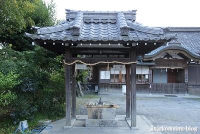 御霊神社(大津市鳥居川町)3