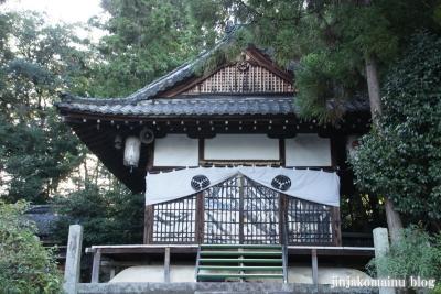 御霊神社(大津市鳥居川町)4