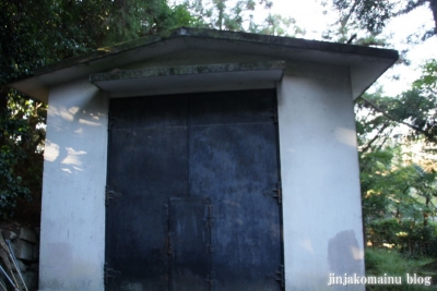 御霊神社(大津市鳥居川町)11