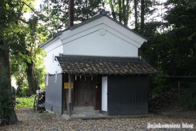 御霊神社(大津市鳥居川町)13