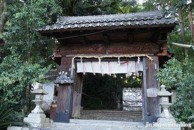 御霊神社(大津市鳥居川町)19