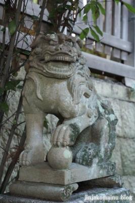 御霊神社(大津市鳥居川町)6