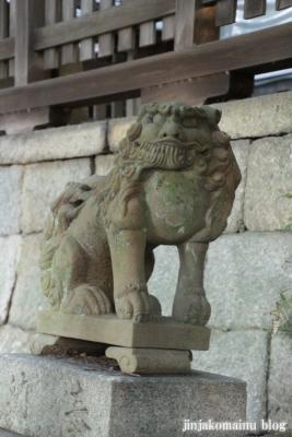 御霊神社(大津市鳥居川町)7