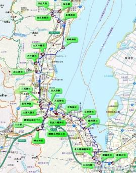 滋賀 25,1km